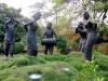 nehru-park-statue