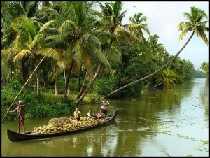 Alleppey (also Known as Alappuzha)